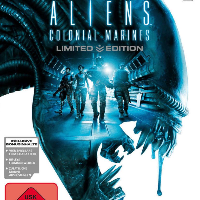 Aliens Xbox 360