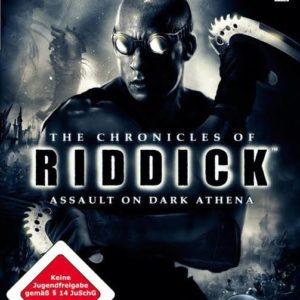 RIDDICK XBOX 360